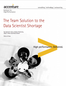 Data Scientist Shortage, Jean-Paul Isson