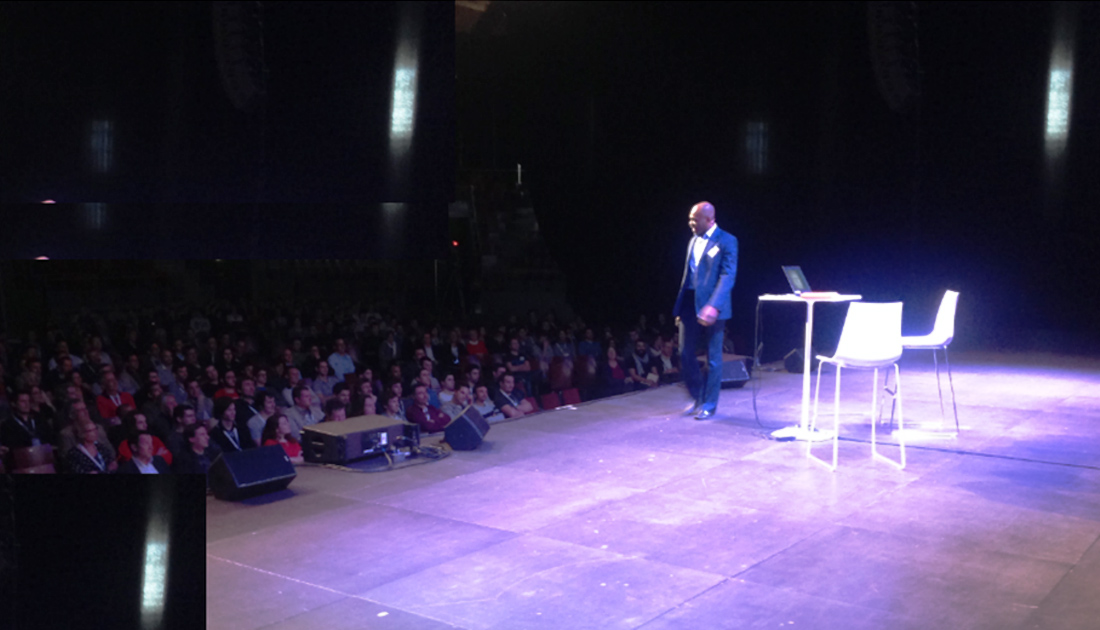 Speaking ! An internationally acclaimed, engaging and entertaining speaker